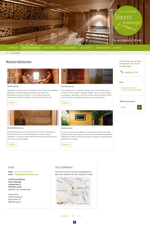 wordpress homepage spezialist_in