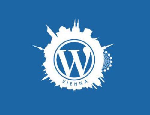 WordCamp Vienna 2017