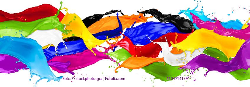 Eine gute und passende Farbwahl ist einer der wichtigsten Punkte im modernen Webdesign