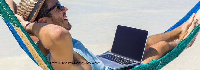 Vor- und Nachteile der Arbeit als digitaler Nomade