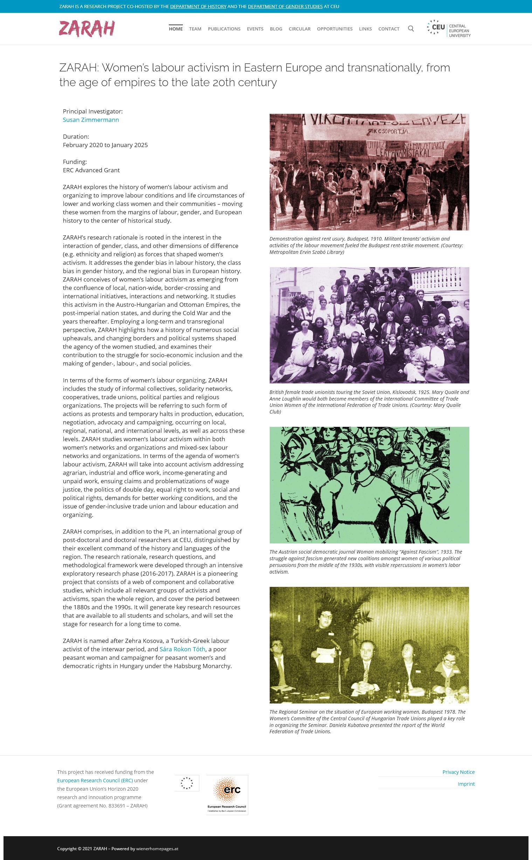 Forschungsprojekt-ZARAH-CEU