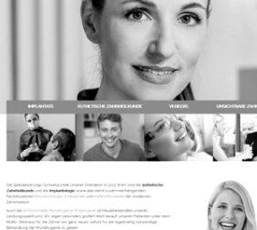 Dentalspa Wien - Website und SEO