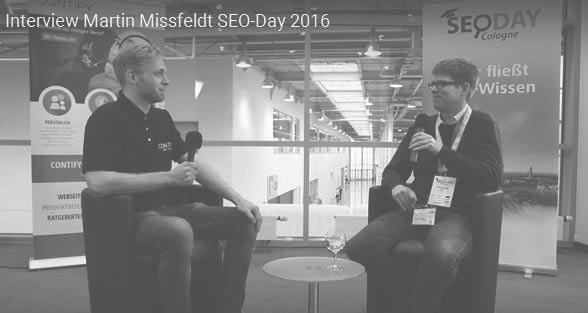 Interview mit Martin Missfeldt zum Thema Linkbuilding und Linkearning