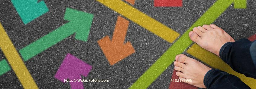 Nutzerorientierung – Darstellung aus Kundenperspektive
