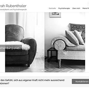 Psychotherapie Wien - Sarah Rubenthaler
