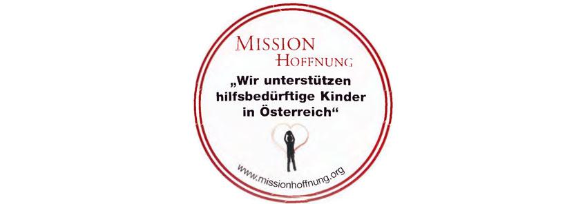 Mission Hoffnung – für notleidende Kinder