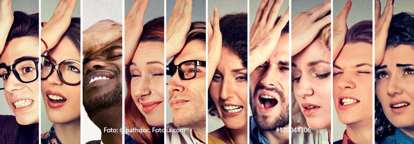 Die 10 häufigsten Fehler der Webdesigner und im Webdesign